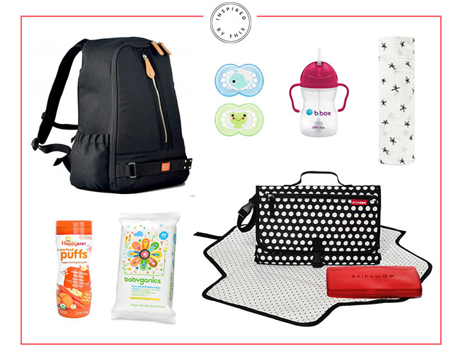 Diaper Bag Essentials - Inspired by This