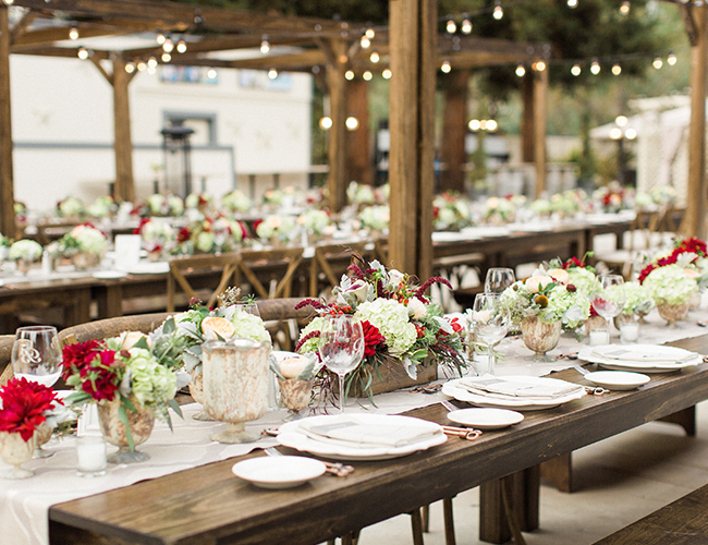 Dreamy Outdoor Rehearsal Dinner Inspired By This