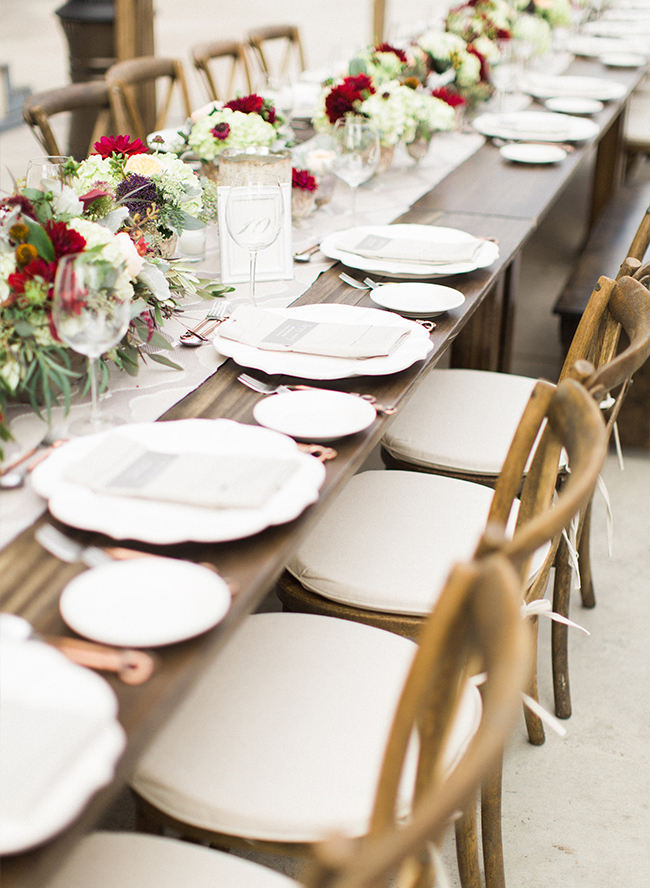 Dreamy Outdoor Rehearsal Dinner - Inspired by This