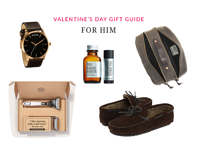 Valentine's Day Gift Guide For Him - Inspired by This