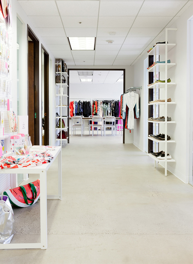 Michele Marie PR NYC Office Tour - Inspired by This
