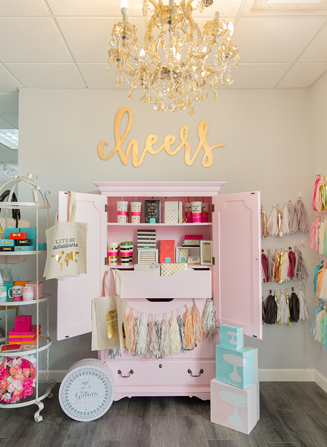 Touring The Happily Ever Etched Gifting Boutique