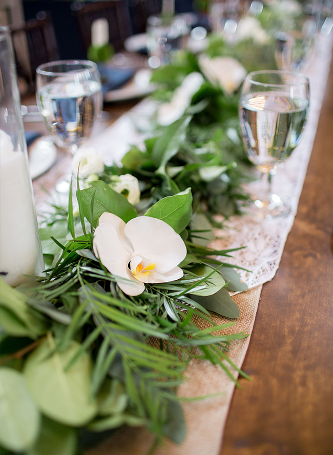25 Really Pretty Green Wedding Details - Inspired by This