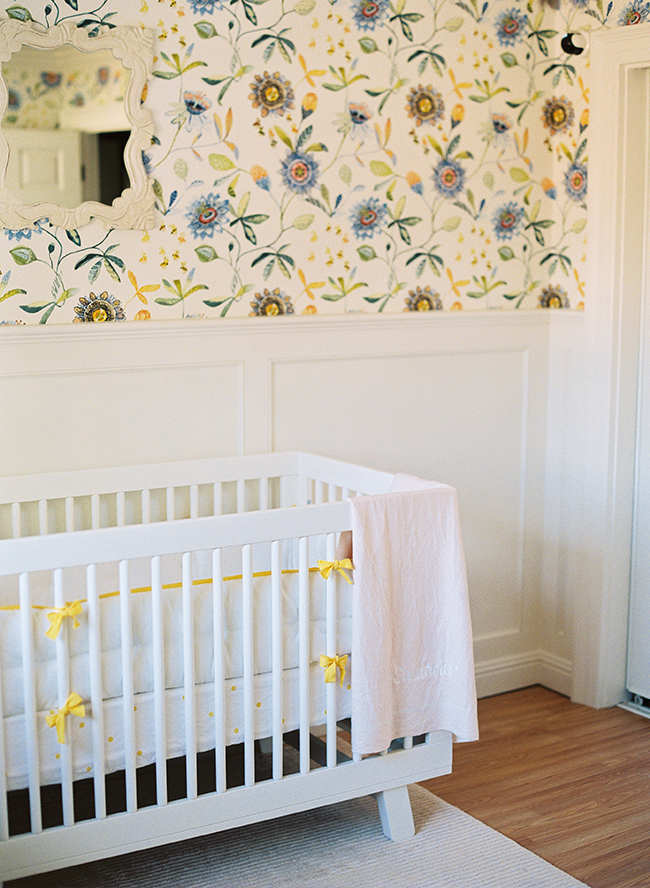 Pastel Pink & Yellow Nursery - Inspired by This