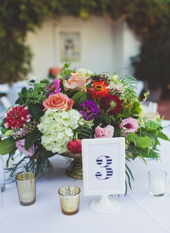 Bright Eclectic Wedding - Inspired by This