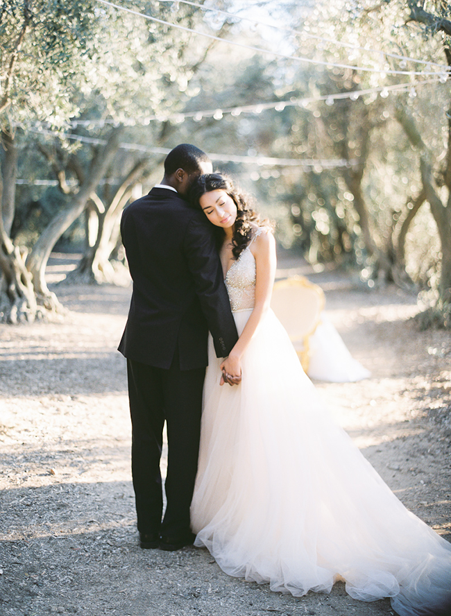 Gold Ethereal Wedding Inspiration - Inspired by This
