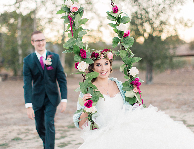 Wedding Planning Advice for the Newly Engaged - Inspired by This