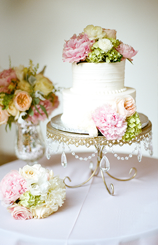 Classic Pastel Wedding - Inspired by This