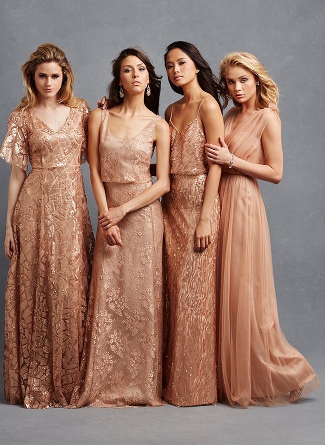 Taylor Swift's Best Friend's Wedding Bridesmaid Dresses - Inspired by This