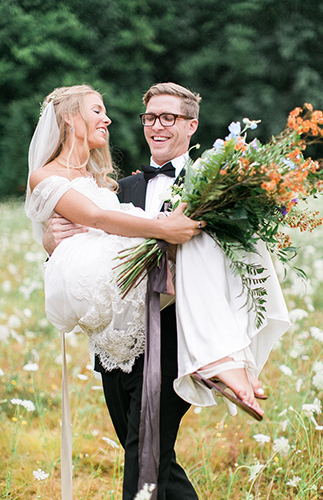 Enchanting Forest Wedding in Portland, Oregon - Inspired by This