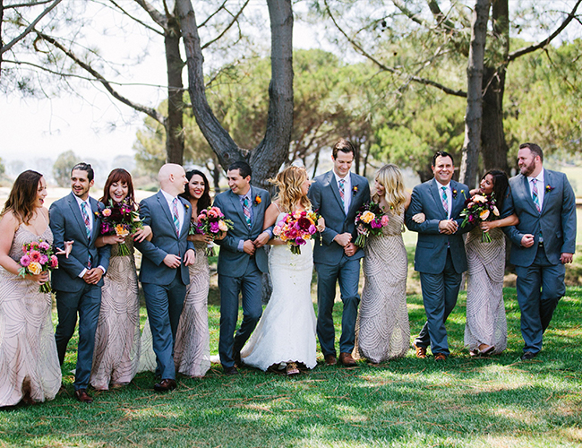 Colorful Mexican Fiesta Wedding Inspired By This
