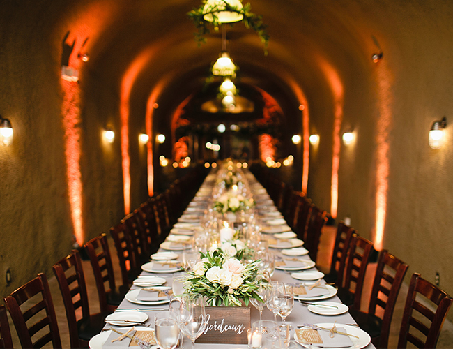 Natural Sonoma Winery Wedding - Inspired by This