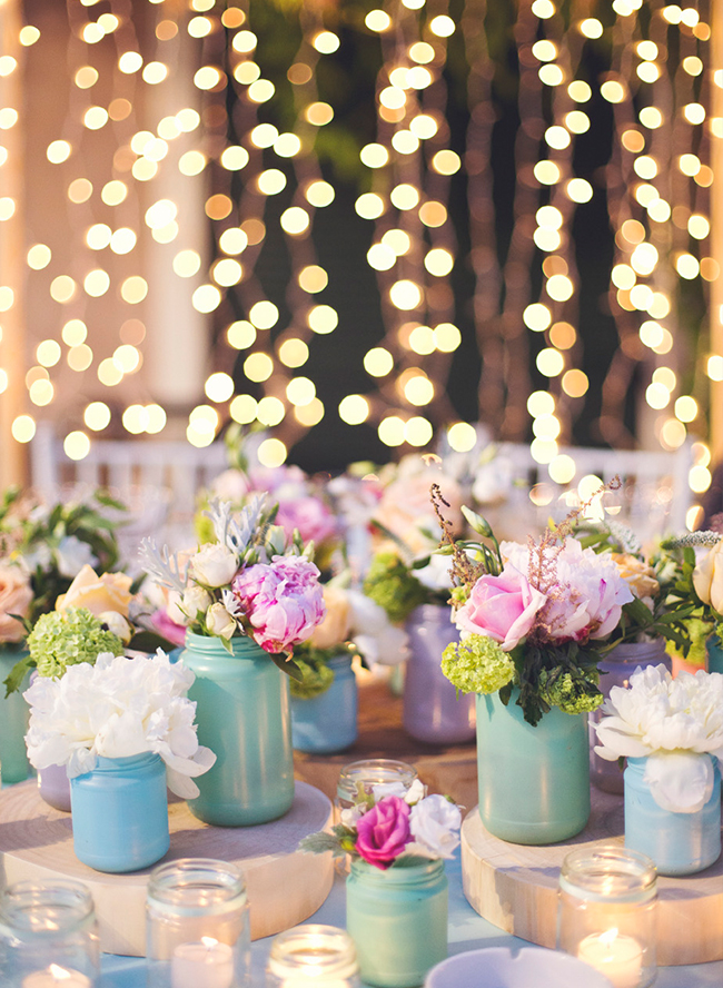 25 Pastel Wedding Details for a Spring Wedding - Inspired by This