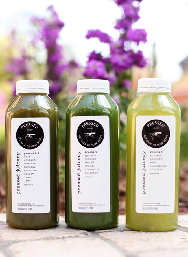 Our Favorite L.A. Juiceries - Inspired by This
