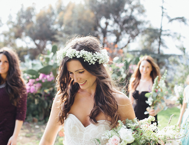35 Floral Spring Wedding Ideas - Inspired by This