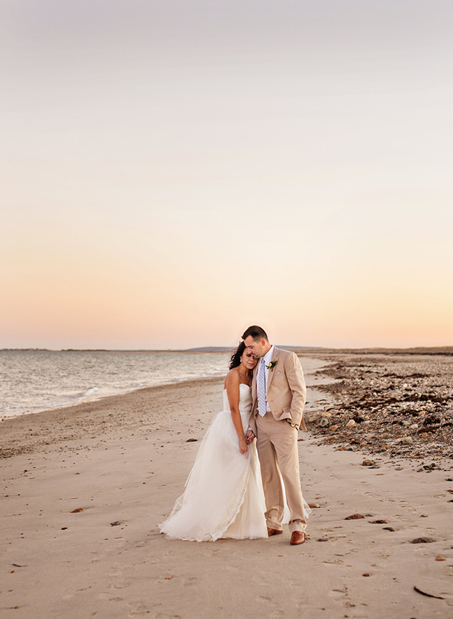 New England Seaside Wedding Inspiration - Inspired by This