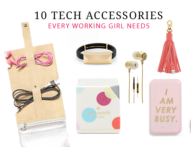 10 Tech Accessories - Inspired by This