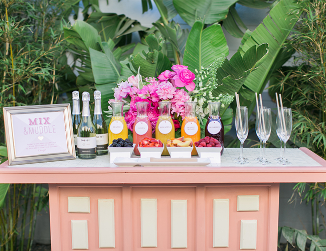 7 ways to throw a diy bridal shower
