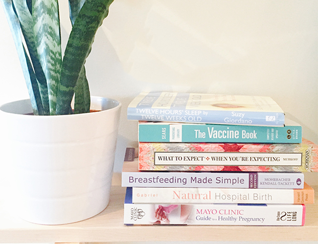 5 Must Read Baby Prep Books - Inspired by This