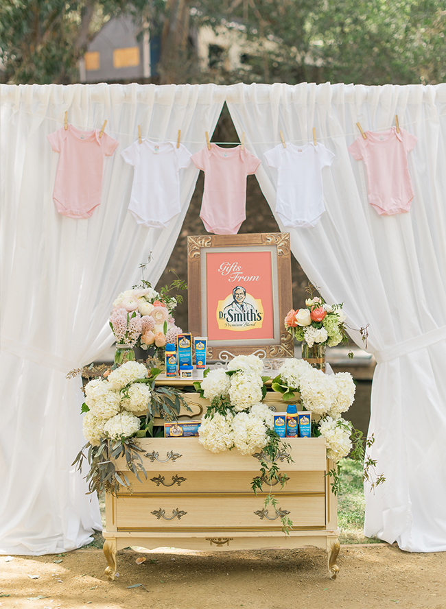 15Ali Fedotowsky's Blush Baby Shower - Inspired by This