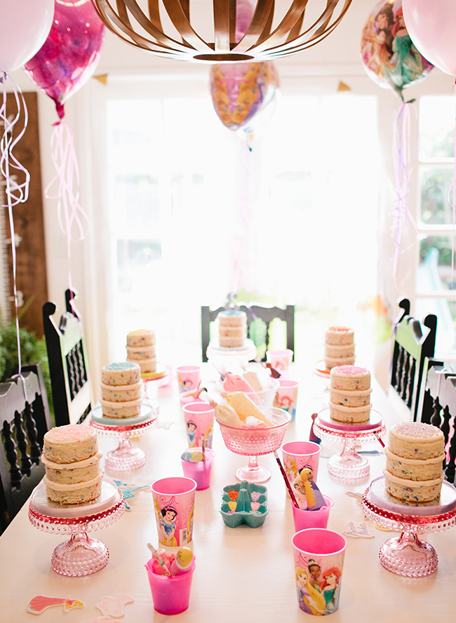 Pink Pretty Princess Birthday Party - Inspired by This