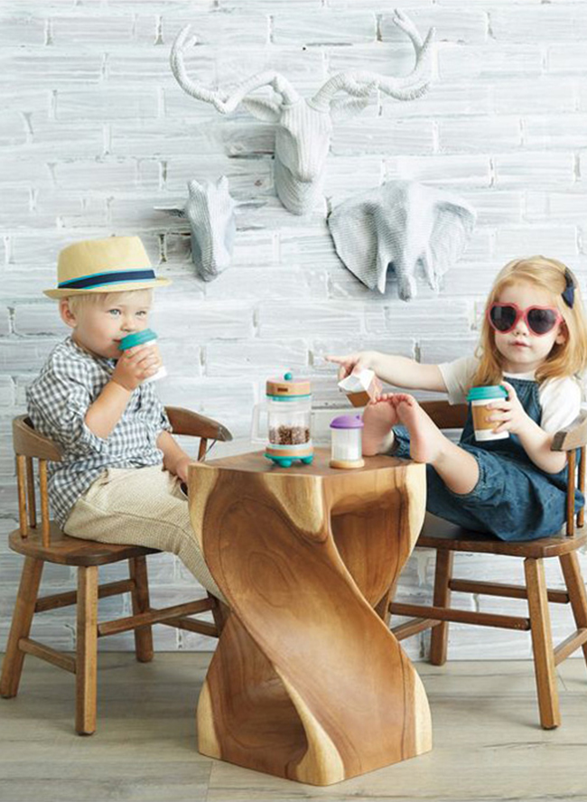 The Non-Plastic Toys We love for Kids - Inspired by This