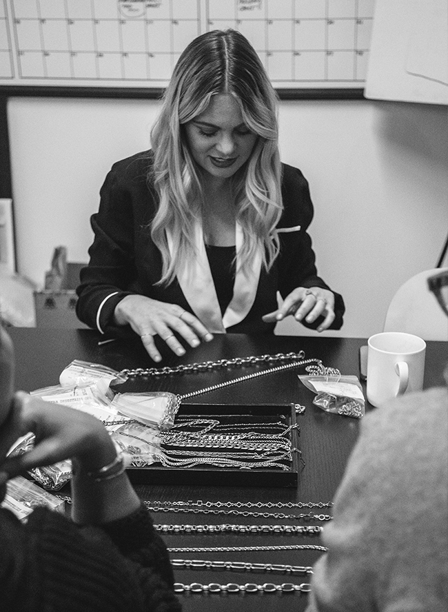 Girl Boss Caitlin Crosby of The Giving Keys - Inspired by This