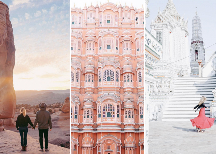 10 Travel Instagrams to Ignite Your Wanderlust - Inspired by This