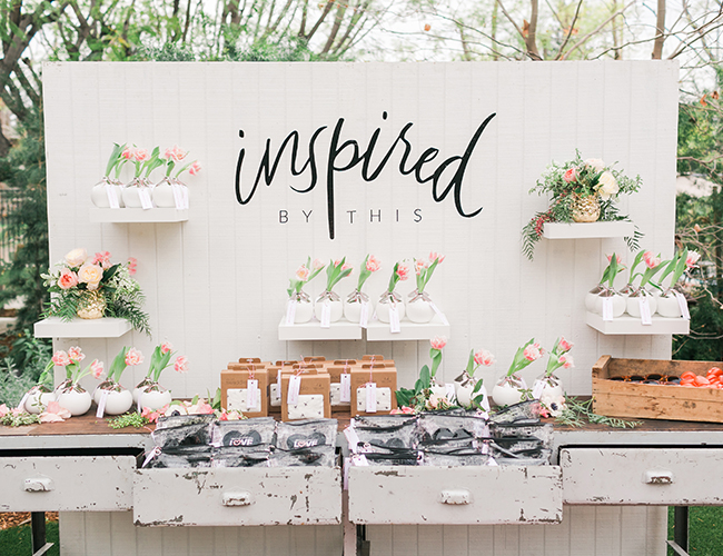 Our Inspired by This Relaunch Garden Party