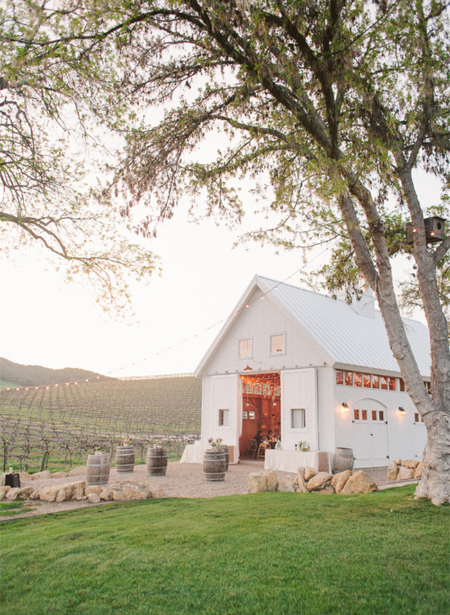 5 Wedding Venues We Never Get Sick Of - Inspired by This