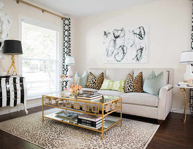 Katey McFarlan's Pattern Friendly Texas Home - Inspired by This