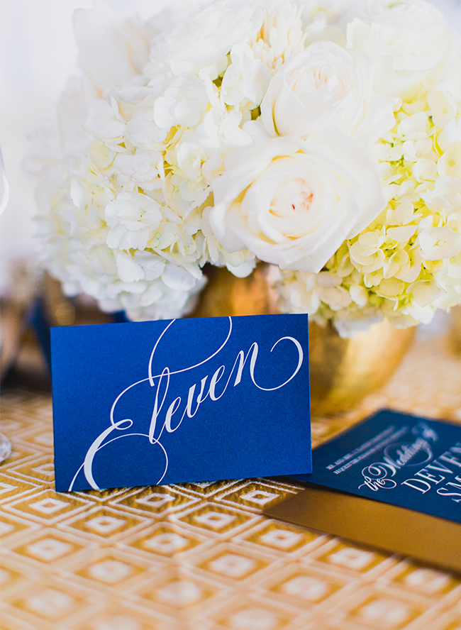 How to Incorporate Something Blue into Your Wedding - Inspired by This