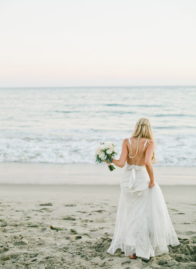 Blush Malibu Wedding - Inspired by This