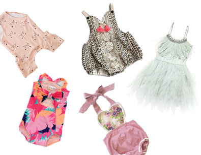 Where to Shop Kid & Baby Clothes for Girls - Inspired by This