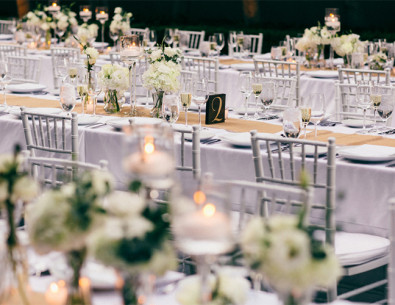 Traditional Palm Springs Wedding at The Avalon - Inspired by This