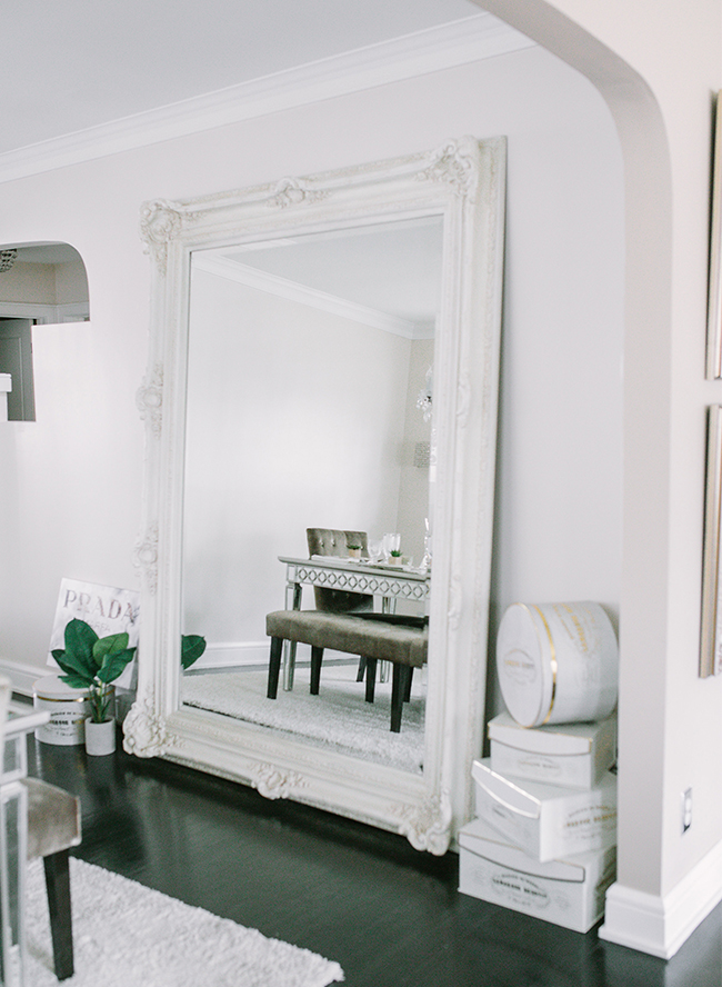 A Style Blogger's Neutral Home Tour - Inspired by This