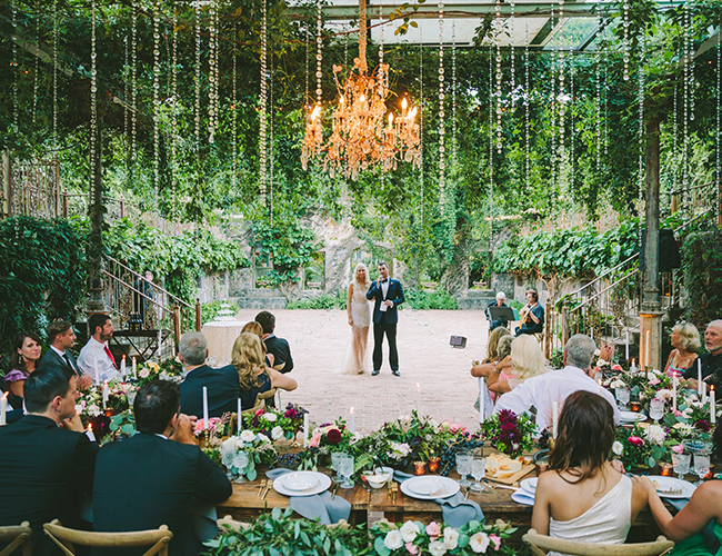 Enchanted maui wedding at haiku mill inspired by this junglespirit