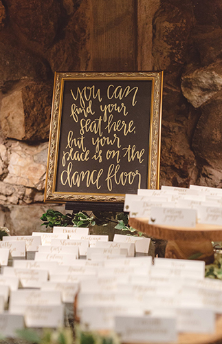 Neutral Calamigos Ranch Wedding - Inspired by This