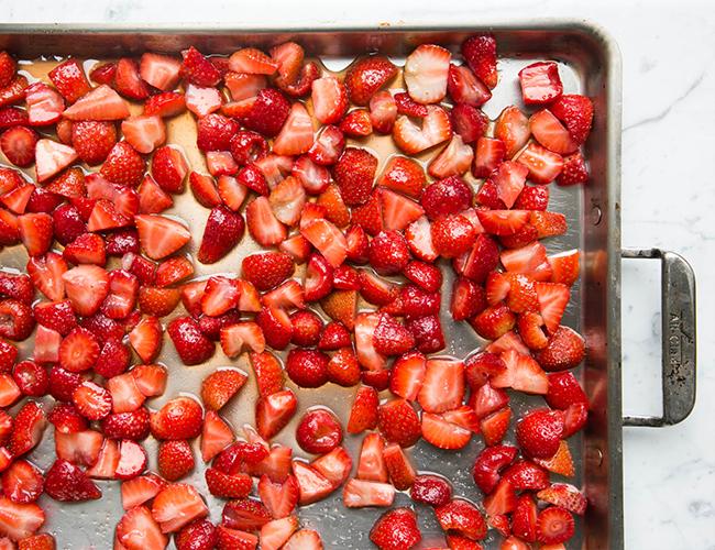 Refreshing Strawberry Gelato Recipe - Inspired by This