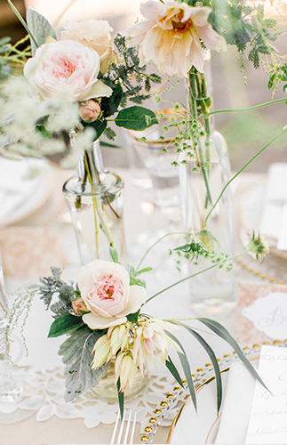 Vintage French Wedding Inspiration - Inspired by This