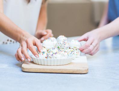 Birthday Cake Truffle Recipe - Inspired by This