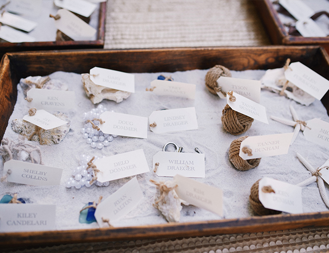 18 Nautical Details for a Wedding that is Set to sail - Inspired by This
