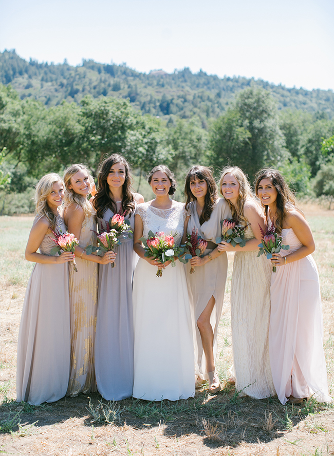 Rustic Napa Valley Wedding - Inspired by This