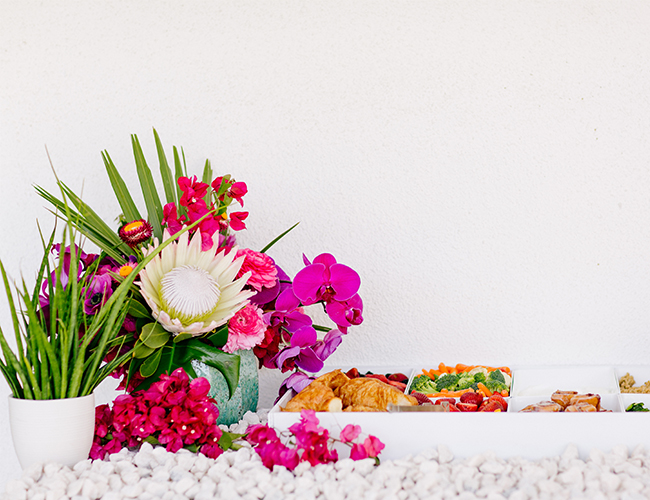 Bright Bohemian Summer Pool Party - Inspired by This