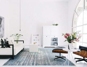 Live Loud Girl's Scandinavian Style Home - Inspired by This