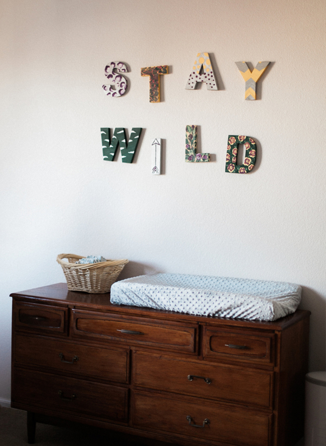 Modern Woodland Nursery - Inspired by This