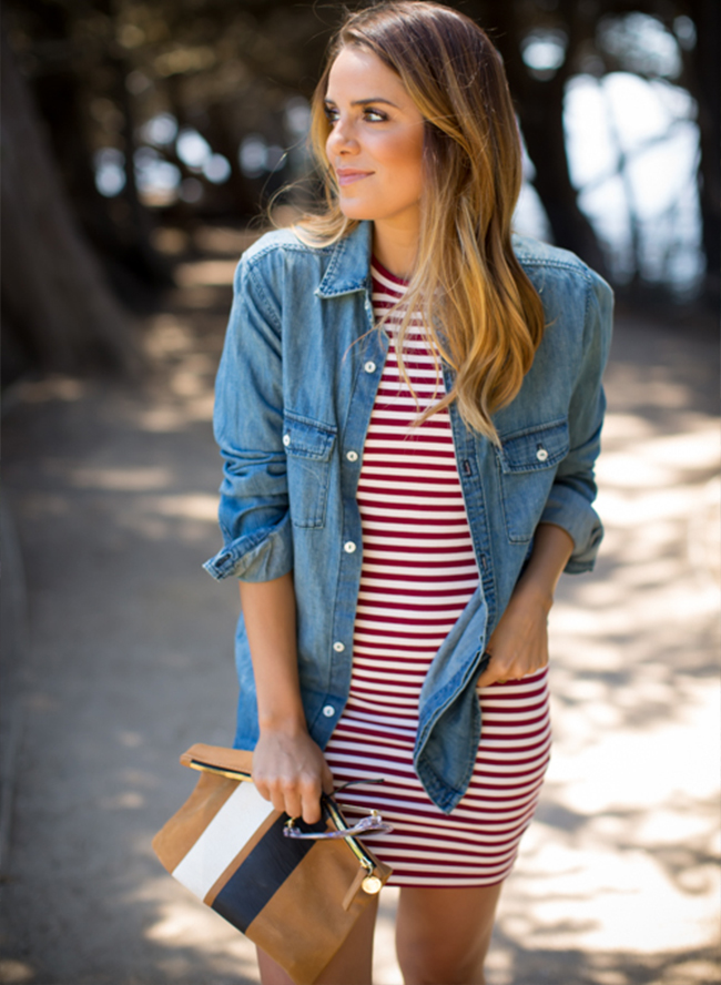 Fourth of July Outfit Ideas - Inspired by This