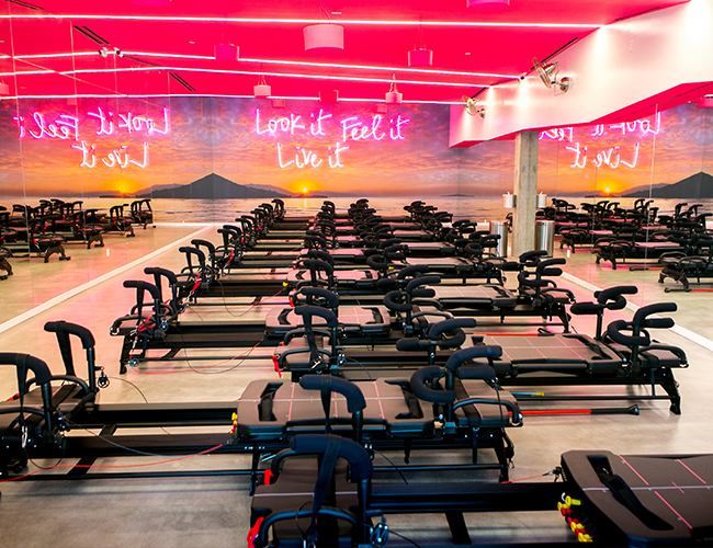 10 Unique Workout Classes in L.A. - Inspired by This