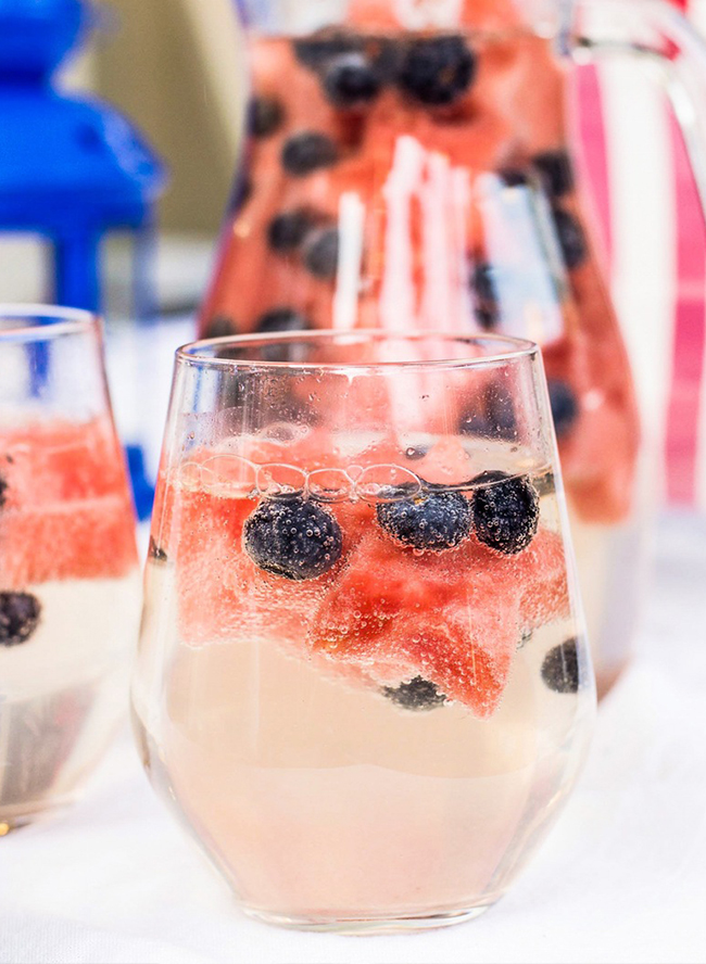 Fun Fourth of July Cocktails - Inspired by This