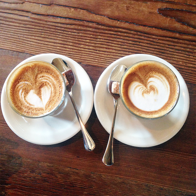 Our Favorite L.A. Coffee Shops - Inspired by This